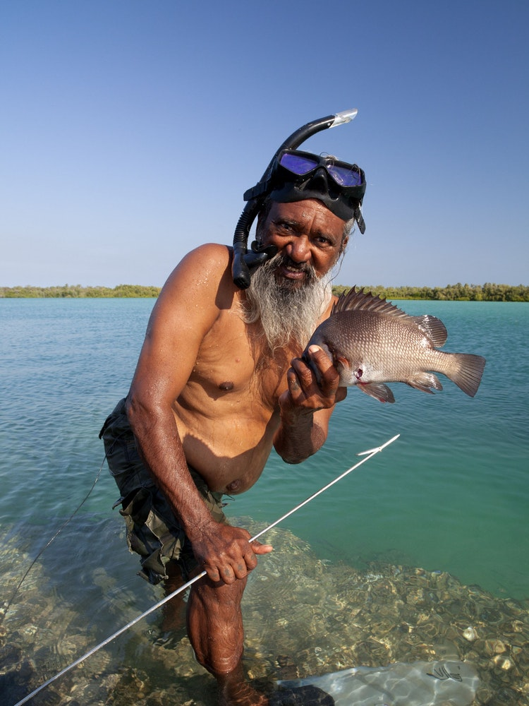 Aboriginal fishing | Australia cultural holiday