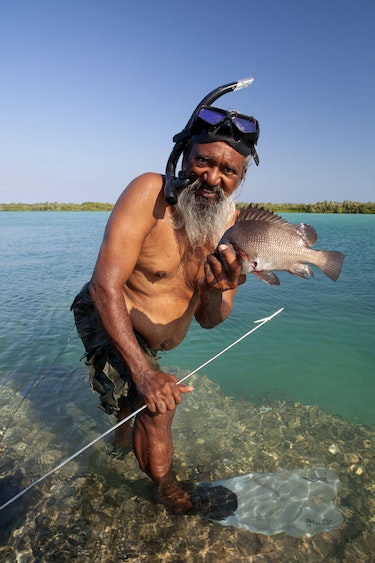 Au fishing aboriginal discoverpage detailed culture history