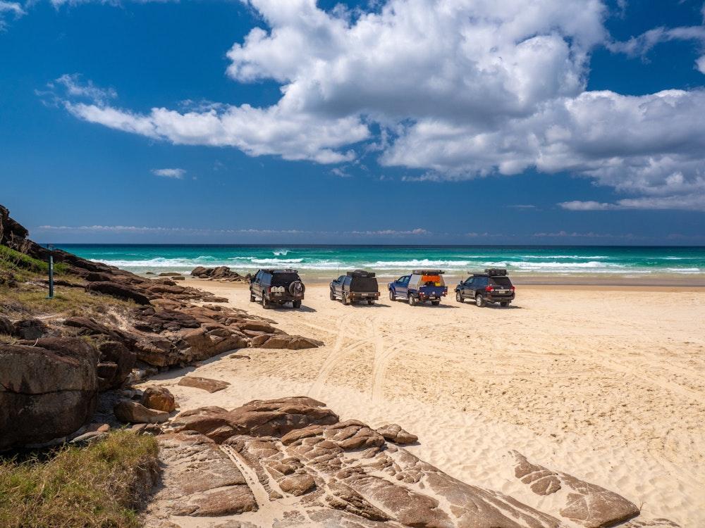 Fraser Island Beach | Australia holiday