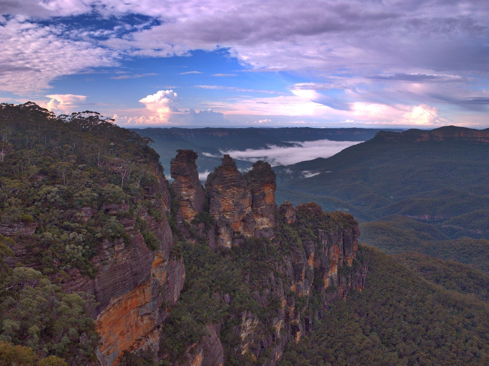 Three Sisters | Australia holiday