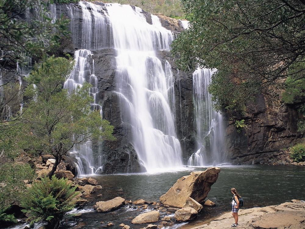 Waterfall Grampians | Australia nature