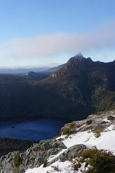 au- discover national parks-cradle mountain tas