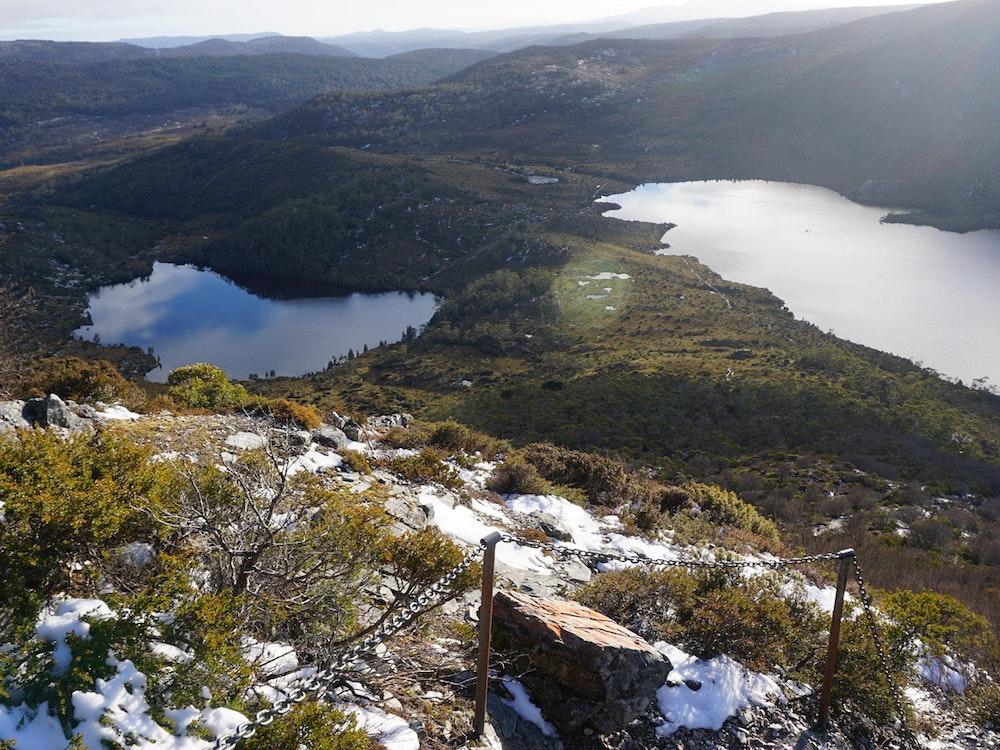 Stunning views Cradle Mountain | Australia holiday