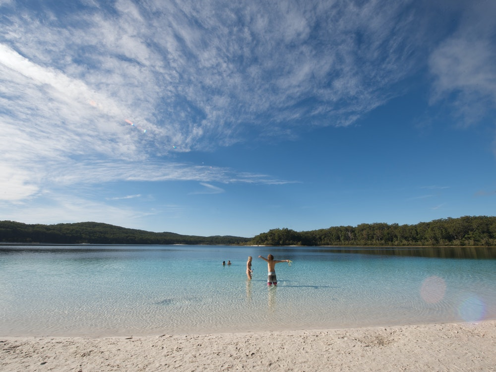 Fraser Island | Australia holiday