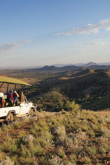 Au arkaba flinders ranges south australia discoverpage regions