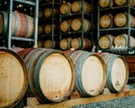 Wine barrel   Australia holiday