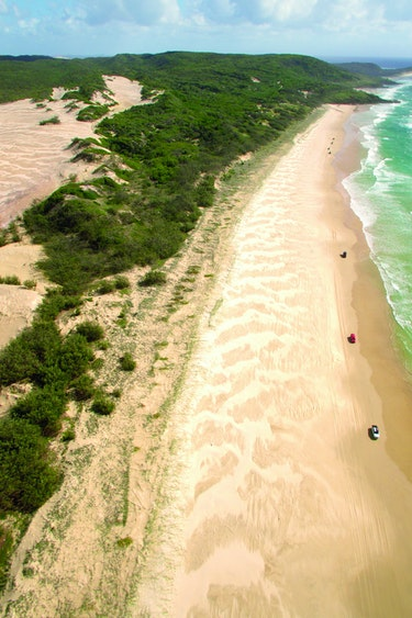 Places - Fraser Island