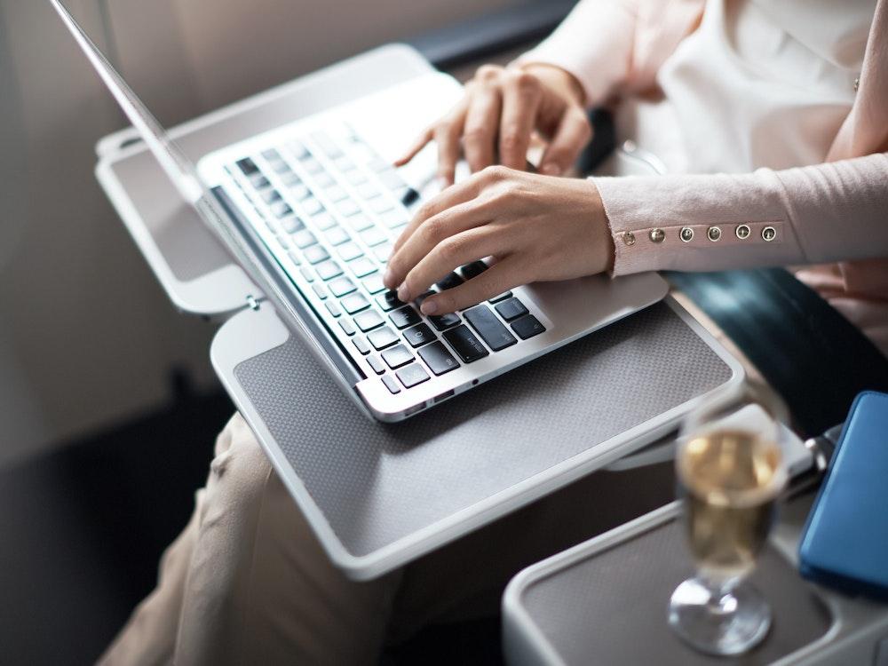 Do some writing on the plane | Australia holiday