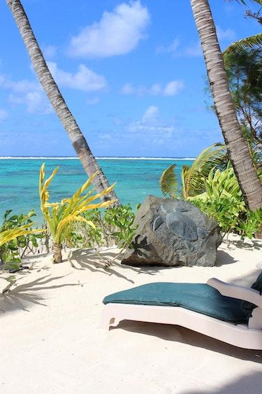 Places - Rarotonga Cook islands