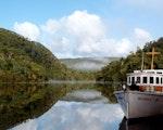 Cruise through Corinna   Australia holiday