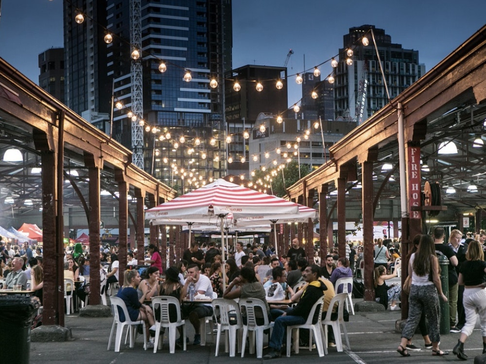 Nightlife in Melbourne | Australia holiday