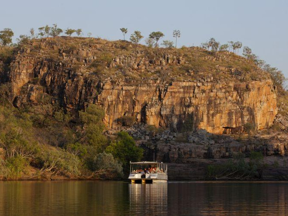 Cruise in Nitmiluk | Australia holiday