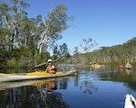 Canoe Noosa   Australia active holiday
