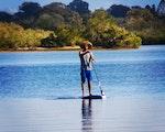 Supping Noosa   Australia active holiday