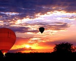 Exciting hot balloon trip | Australia holiday