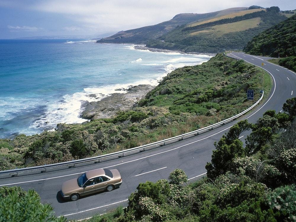 Impressive Great ocean Road   Australia road trip