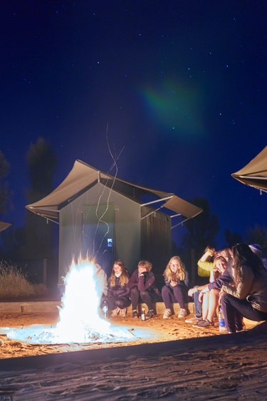 au northern territory wayoutback campfire personal landing page family best travel time header