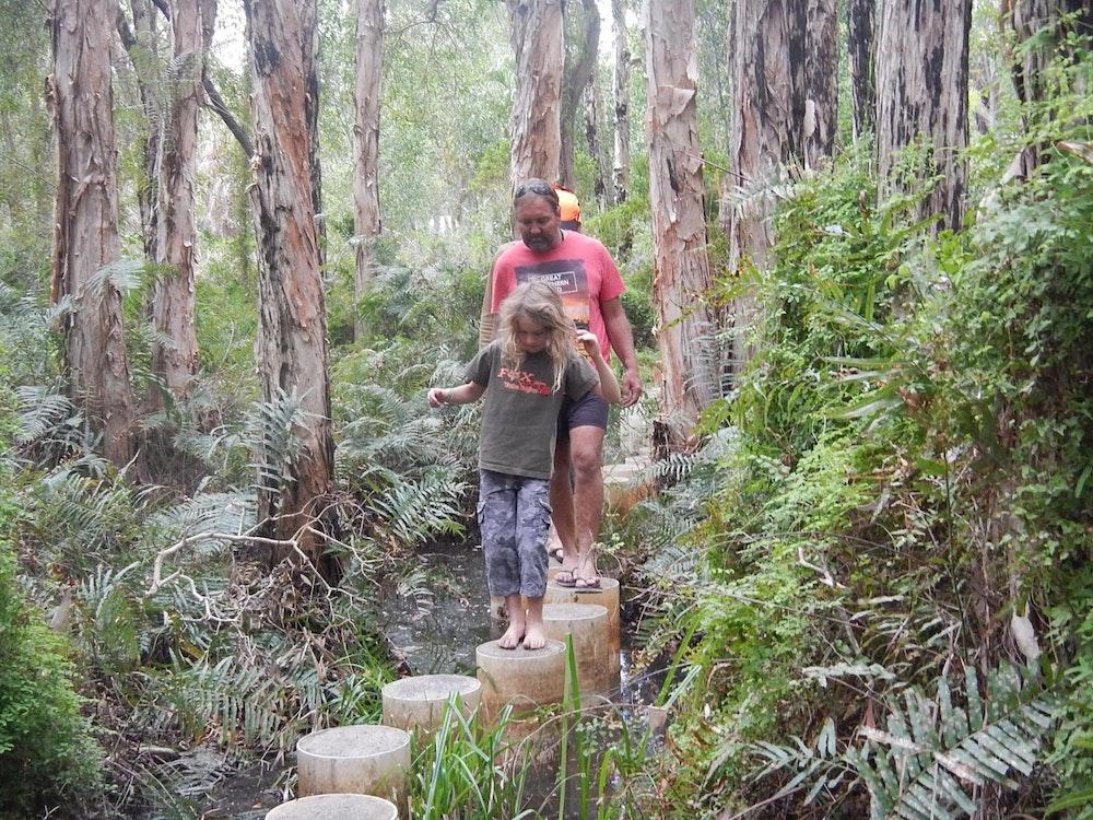 Explore local nature | Australia family holiday