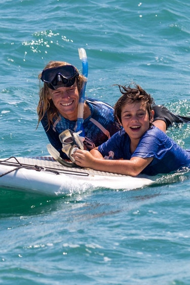 Aus magnetic island sailing snorkeling family see and do active