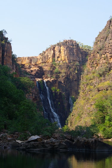 Aus outback tour nature waterfall family see and do adventurous