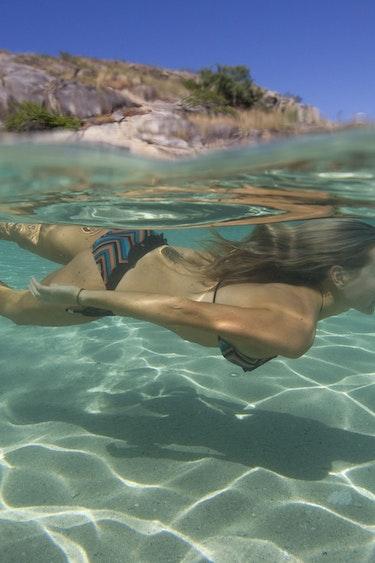 Aus lizard island villa snorkeling family stays luxury