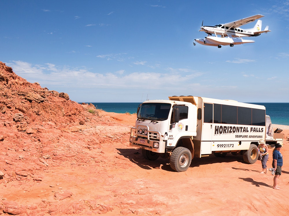 A 4WD nature tour discovering Broome and the Kimberleys