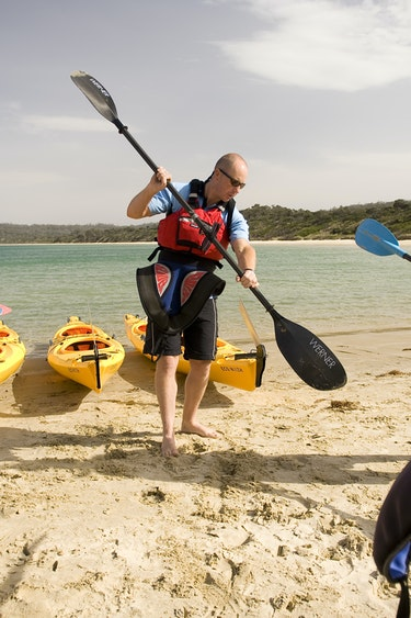 Au tasmania kayak national park guide friends see and do active