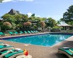 Enjoy a relaxing poolside stopover in Fiji