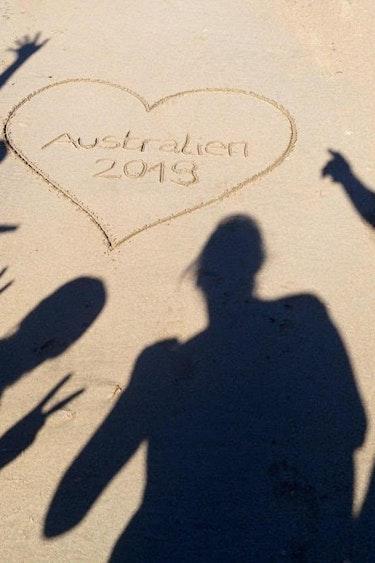 Australien kundenerfahrung breitner strand