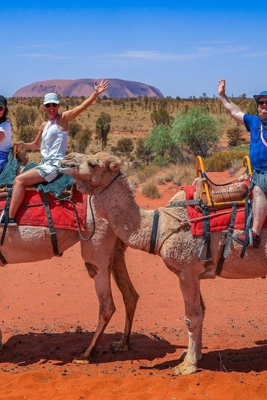 Australien kundenfeedback familie corbeck uluru