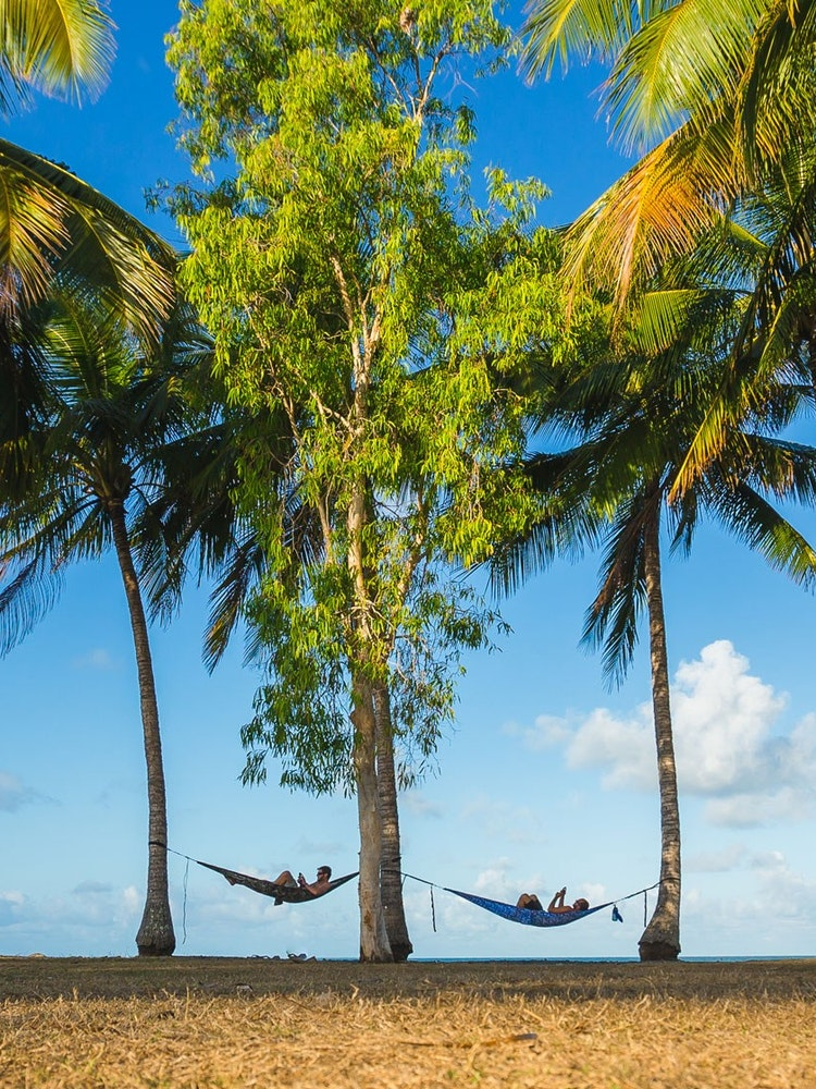 Simply relax in the Tropical North
