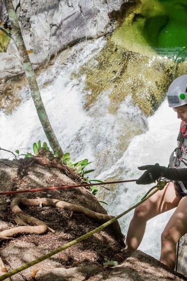 Auz behana canyoning 3 partner adventure