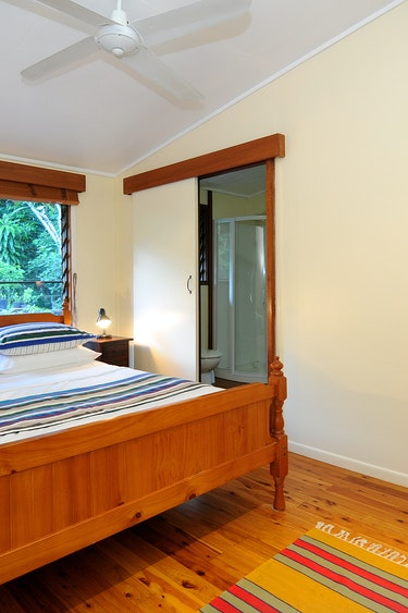 Aus qld tropical north cow bay homestead bed breakfast lodge room partner comfortable