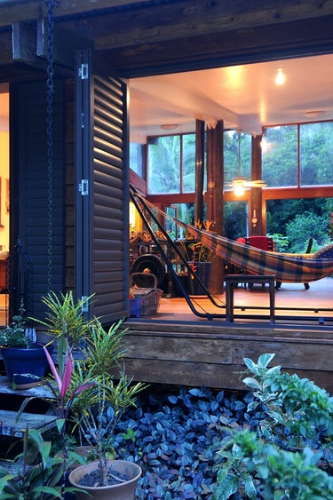 Aus qld tropical north cow bay homestead bed breakfast lounge area partner comfortable