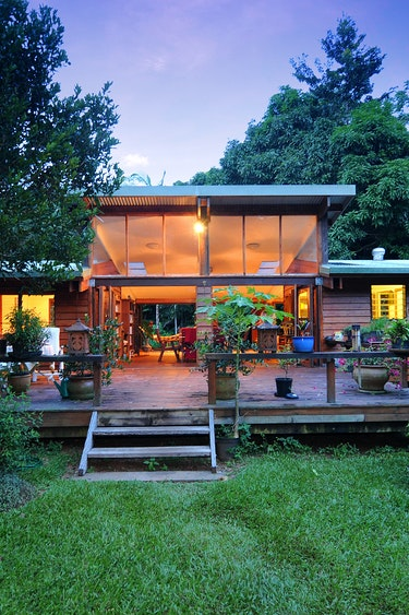 Aus qld tropical north cow bay homestead bed breakfast partner comfortable