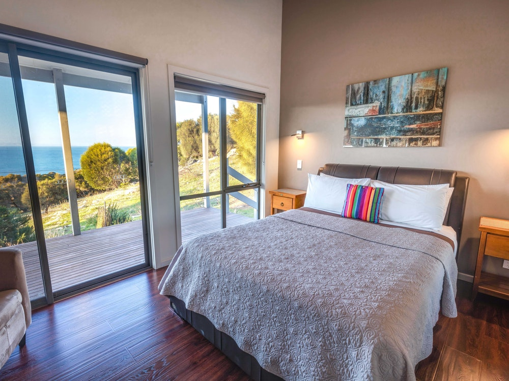 Stay at seaside lodges with local hosts