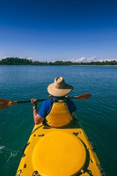 aus mission beach kayaking