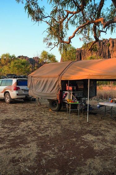 Au crikey camper personal page solo see and do