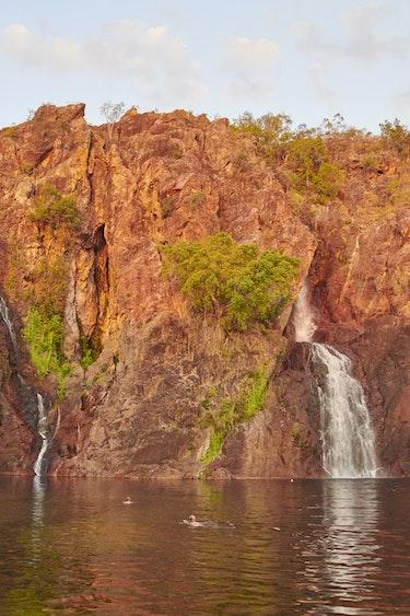 Australien Litchfield Nationalpark Wasserfälle