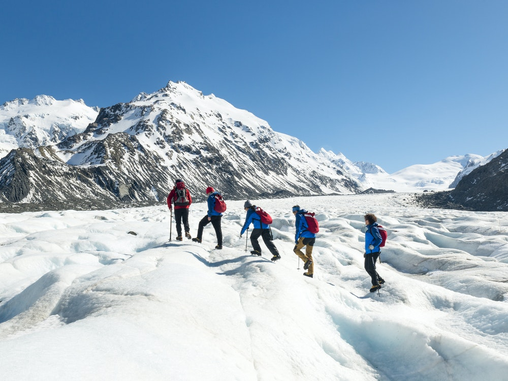 Explore Mount Cook with a local expert guide