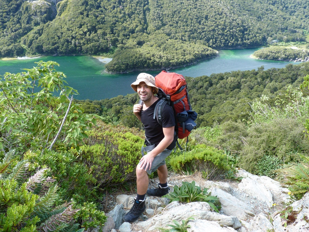 Hike the Routeburn Track over 3 days with a local guide