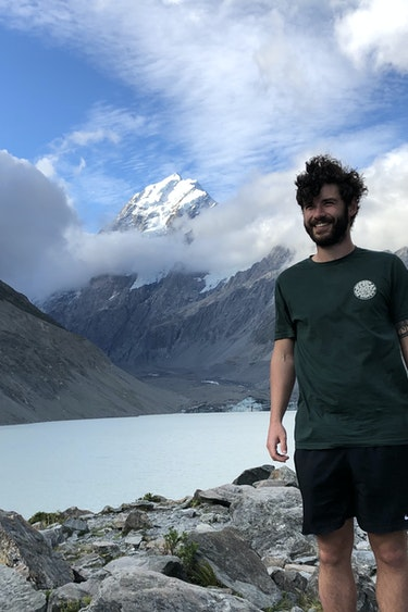 Ben southern mt cook