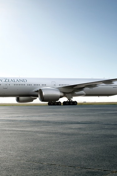 Air newzealand plane 1