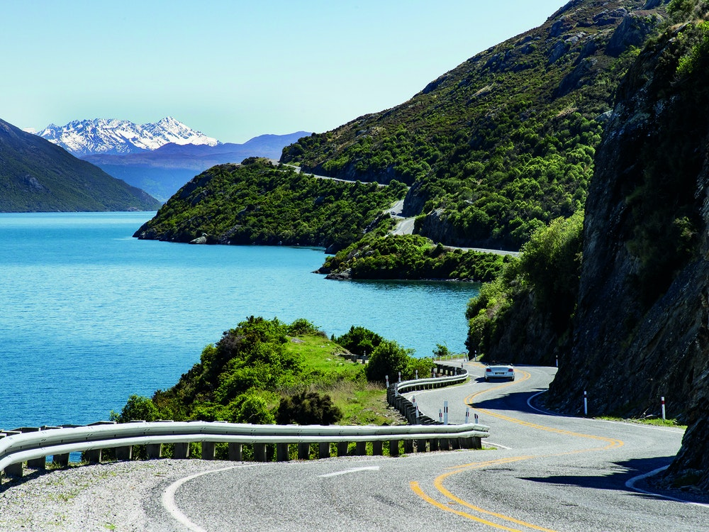 Driving through New Zealand | New Zealand holiday