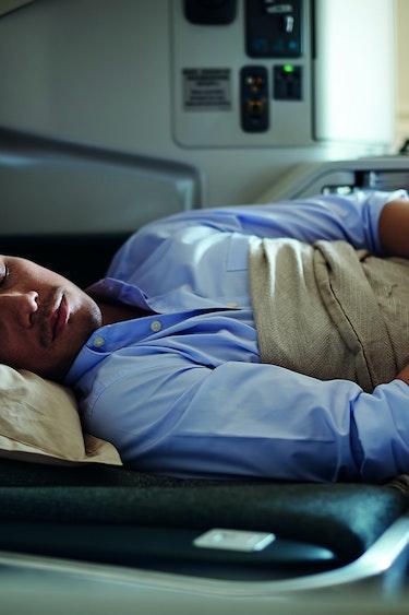 Nz flights business class