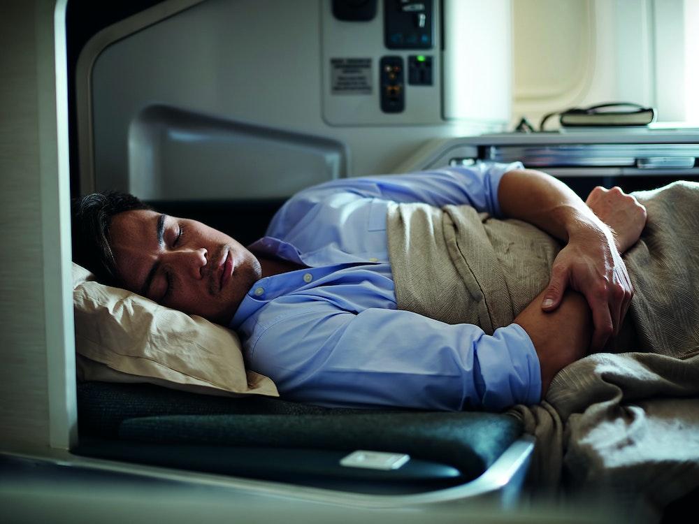 Business Class flight | New Zealand holiday
