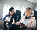 Premium Economy flight | New Zealand holiday