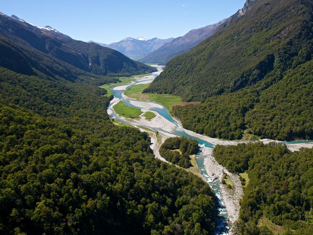 Impressive landscape | New Zealand nature