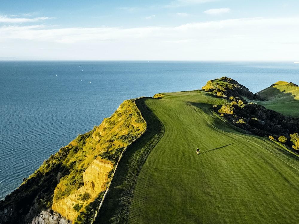 Stunning Seaview | New Zealand nature