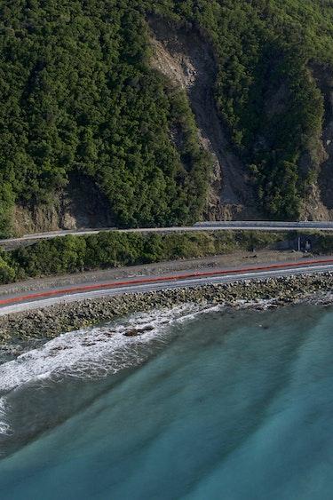 Kaikoura new road 2